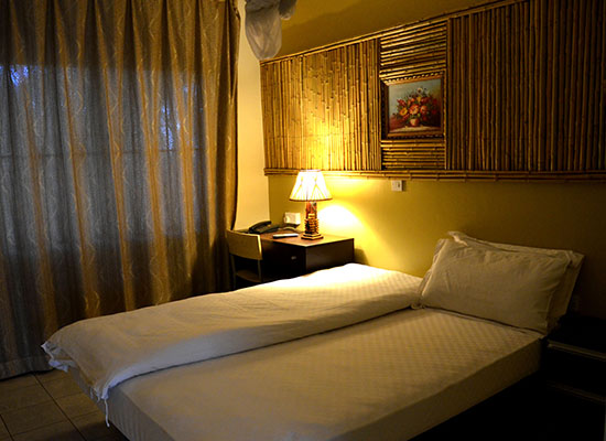 superior single - Ruch Hotel in Kampala